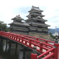 松本城 (長野県・松本市)