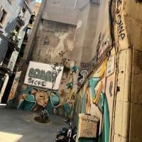 古い町並みに不思議と映える!これぞ正真正銘ストリートアートが飾るバルセローナのゴシック・クォーター