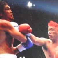 < リアル ボクシング ルポ > 2014年4月30日、日本ヘビー級戦。本当に藤本京太郎は、石田順裕に勝ったのか!?