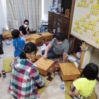 8月7日子供と初心者の教室