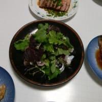 夕食を!ありがとう!