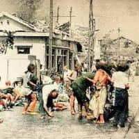 『ハイドパーク秘密協定』米英首脳極秘会談ルーズベルト米大統領とチャーチル英首相は広島と長崎への原爆投下の11カ月前(1944年9月18日)
