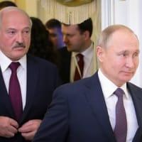 プーチンの独裁、3連発