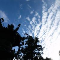 -秋空*塩竈神社*暖かくて涼しくて心地よい風*写真撮影*仙台市泉区向陽台の一軒家貸切フォトスタジオ*富谷市-