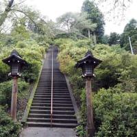 愛宕神社の急な石段の数(86段)に意味がある?