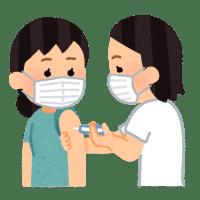 コロナワクチン接種 次回予約5月25日から2万6千人分を予定