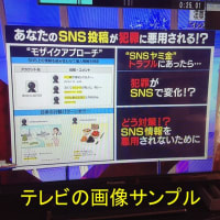 SNSの更新は要注意