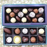 Bonbons de chocolatのレッスン