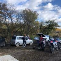 HotStuff オフロードバイク 置戸エンデューロに参加しました。