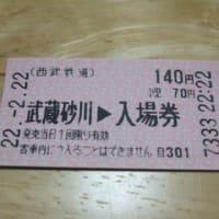 切符-平成22年2月22日22時22分-