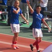 【J1】横浜vs.神戸「熱かった、暑かった、アツに勝った」@日産