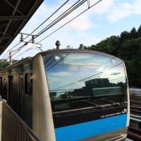 京浜東北線 品川から王子までの風景 (2019年8月 東京旅)