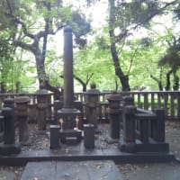 黒田記念館と上野公園