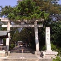 世田谷区「松陰神社」