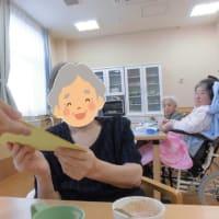 8月のお誕生会(^-^)