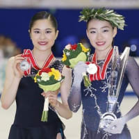 NHK杯2018、女子シングル