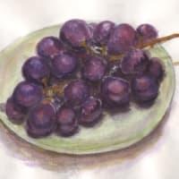 ☆葡萄と栗 秋の味覚