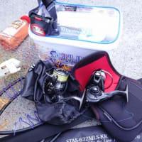 愛媛、久万高原からの贈り物と釣り竿の忘れ物