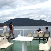 Seto Inland Sea Cruise☆瀬戸内海から