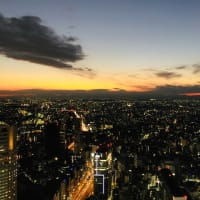 渋谷スカイへ