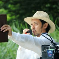 『ある船頭の話』オダギリジョー監督による舞台挨拶(10/19)