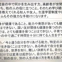 埼玉県広報紙「彩の国だより」は人生100年時代。昨日日高市でこのテーマで講演。未知との遭遇と言われる超高齢社会の次の生き方か・・・