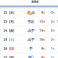 日本には4回の梅雨が有るって知ってた?