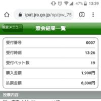 2020鳴尾記念②