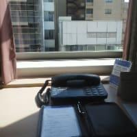 ダイワロイネットホテル仙台チェックイン