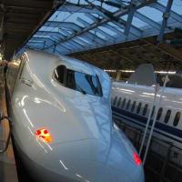 新幹線で大阪の旅 最終日 20120308 みずほ605号