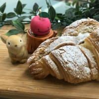 【紅玉りんごのクロワッサンクリームサンド】秋の新商品のご紹介‼ 横浜の美味しいパン かもめパンです(^^♪