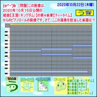 (新曲公開・記念クイズ4)【作曲53】組曲【王国(キングダム)】第4楽章【ティータイム】