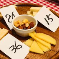 イタリア産チーズと生ハム試食会…♫