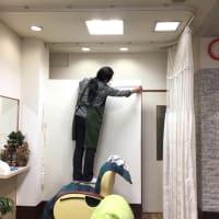 トイレのリフォーム🚽レンガ風3D壁紙でDIY