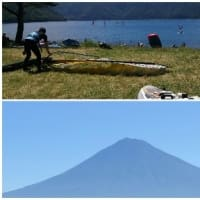 7月17日(土) 本栖湖 6.5m2