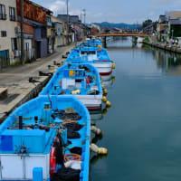 新湊『内川エリア』の風景