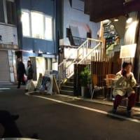 シャンソン歌手リリ・レイLILI LEY 下北沢駅 純手打ち麺と未来 という ミシュラン ピググルマンに出た ラーメン屋さん