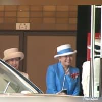皇后雅子さま 皇族方に大人気!