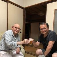 週末の活動(子ども会総会・古代米田植え・父の日)