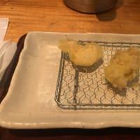 ちょっと、残念なこと。天ぷらランチにて…
