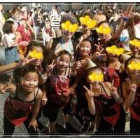 子供達暑い夏の祭典終了