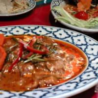 タイ料理。。