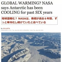 【温室効果ガス詐欺】トランプ氏、グレタさんに【落ち着け】映画見ればと皮肉!二酸化炭素温暖化説は詐欺商法とNASA、プーチン氏、トランプ氏も暴露!20数年前に二酸化炭素温暖化説は否定された説!