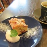 「cafe えにしえ」、平日10食限定 今週のごはんランチは、長芋と豚バラの山椒炒め、ドリンク・デザート付き