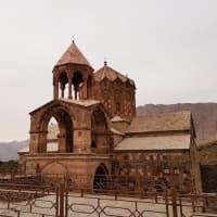 jolfaにあるアルメニアの教会