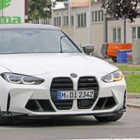 【BMW】主力モデルである3シリーズの頂点に君臨する新型「M3セダン」を発表!