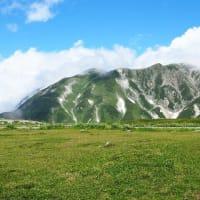 「中腹から山頂まで空見のパノラマロード 立山」アップのお知らせ