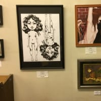 「藝術的刺青考3」開催中です。