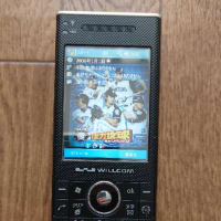 人生3台目の携帯電話「W-ZERO3[es]」