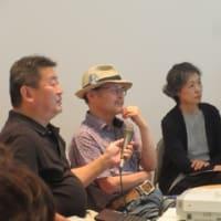2019総会時のトーク交流会-榎忠さんと一緒に(要旨)